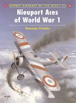 19221 - Franks-Dempsey, N.-H. - Aircraft of the Aces 033: Nieuport Aces of World War I