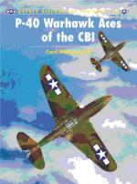 19458 - Molesworth-Laurier, C.-J. - Aircraft of the Aces 035: P-40 Warhawk Aces of the CBI