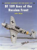 15818 - Weal-Wyllie, J.-I. - Aircraft of the Aces 037: Bf 109 Aces of the Russian Front