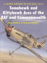 20909 - Thomas, A. - Aircraft of the Aces 038: Tomahawk and Kittyhawk Aces of the RAF and Commonwealth
