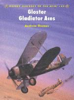 21603 - Thomas-Weal, A.-J. - Aircraft of the Aces 044: Gloster Gladiator Aces