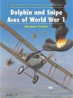 22537 - Franks-Dempsey, N.-H. - Aircraft of the Aces 048: Dolphin and Snipe Aces of World War I