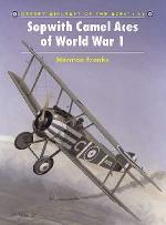 25339 - Franks-Weal, N.-J. - Aircraft of the Aces 052: Sopwith Camel Aces of World War I