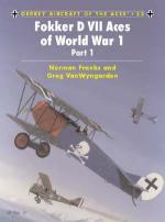 25673 - Franks-Dempsey, N.-H. - Aircraft of the Aces 053: Fokker D VII Aces of World War I Part 1