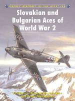 26998 - Rajlich-Boshniakov-Mandjukov, J.-S.-P. - Aircraft of the Aces 058: Slovakian and Bulgarian Aces of WWII