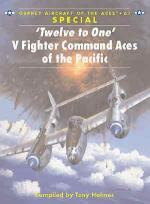 26787 - Holmes-Davey, T.-C. - Aircraft of the Aces 061: 'Twelve to One' V Fighter Command Aces of the Pacific