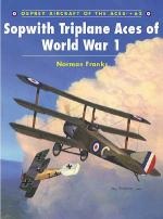 26770 - Franks-Dempsey, N.-H. - Aircraft of the Aces 062: Sopwith Triplane Aces of World War I