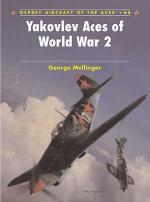 30576 - Mellinger-Laurier, G.-J. - Aircraft of the Aces 064: Yakovlev Aces of World War II