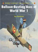 32036 - Guttman-Dempsey, J.-H. - Aircraft of the Aces 066: Balloon-Busting Aces of World War I
