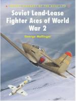 34742 - Mellinger, G. - Aircraft of the Aces 074: Soviet Lend-Lease Fighter Aces of World War II