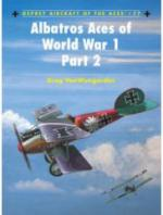 35897 - VanWyngarden-Dempsey, G.-H. - Aircraft of the Aces 077: Albatros Aces of World War I Part 2