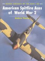 37157 - Thomas-Davey, A.-C. - Aircraft of the Aces 080: American Spitfire Aces of World War II