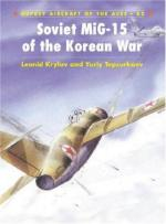 38022 - Krylov-Tepsurkaev, L.-Y. - Aircraft of the Aces 082: Soviet MiG-15 Aces of the Korean War