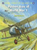 40725 - Guttman, J. - Aircraft of the Aces 088: Pusher Aces of World War I