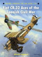 44583 - Logoluso, A. - Aircraft of the Aces 094: Fiat CR.32 Aces of the Spanish Civil War
