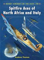 47704 - Thomas-Davey, A.-C. - Aircraft of the Aces 098: Spitfire Aces of North Africa and Italy