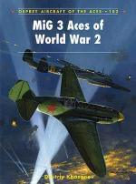 50840 - Khazanov-Yurgenson, D.-A. - Aircraft of the Aces 102: MiG-3 Aces of World War II