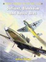 50843 - Thomas-Davey, A.-C. - Aircraft of the Aces 105: Defiant, Blenheim and Havoc Aces