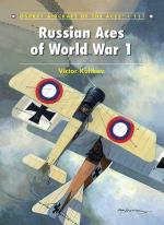 53567 - Kulikov-Dempsey, V.-H. - Aircraft of the Aces 111: Russian Aces of World War I