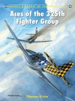 55429 - Ivie-Davey, T.-C. - Aircraft of the Aces 117: Aces of the 325th Fighter Group
