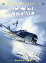 55430 - Young-Laurier, E.M.-J. - Aircraft of the Aces 119: F6F Hellcat Aces of VF-9