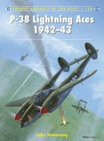 55431 - Stanaway-Davey, J.-C. - Aircraft of the Aces 120: P-38 Lightning Aces 1942-43