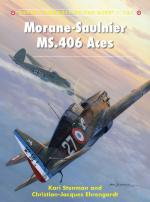 55432 - Stenman-Davey, K.-C. - Aircraft of the Aces 121: Morane-Saulnier MS.406 Aces