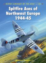 56880 - Thomas-Thomas, A.-C. - Aircraft of the Aces 122: Spitfire Aces of Northwest Europe