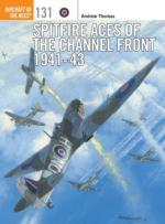 58728 - Thomas, A. - Aircraft of the Aces 131: Spitfire Aces of the Channel Front 1941-43
