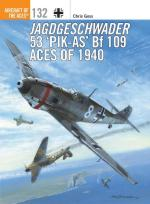 61773 - Goss, C. - Aircraft of the Aces 132: Jagdgeschwader 53 'Pik-As' Bf 109 Aces of 1940