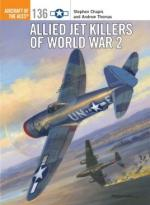 63085 - Chapis-Thomas-Laurier, S.-A.-J. - Aircraft of the Aces 136: Allied Jet Killers of World War 2