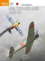 64842 - Millman, N. - Aircraft of the Aces 137: A6M Zero-sen Aces 1940-43
