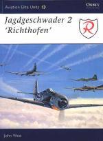 18240 - Weal, J. - Aviation Elite Units 001: Jagdgeschwader 2 Richthofen