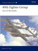 29895 - Hess-Davey, W.N.-C. - Aviation Elite Units 014: 49th Fighter Group. Aces of the Pacific