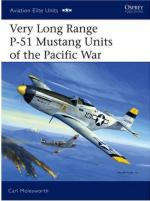 34743 - Molesworth, C. - Aviation Elite Units 021: Very Long Range P-51 Mustang Units of the Pacific War