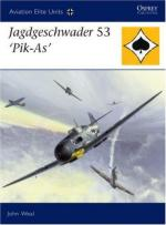37782 - Weal, J. - Aviation Elite Units 025: Jagdgeschwader 53 'Pik-As'