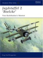 37783 - Vanwyngarden, G. - Aviation Elite Units 026: Jagdstaffel 2 'Boelcke'. Von Richthofen's Mentor