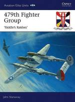 40728 - Stanaway, J. - Aviation Elite Units 032: 479th Fighter Group. Riddle's Raiders