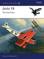 47707 - VanWyngarden-Dempsey, G.-H. - Aviation Elite Units 040: Jasta 18. The Red Noses