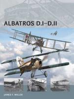 53569 - Miller-Miller, J.F.-J.F. - Air Vanguard 005: Albatros D.I-D.II