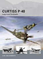 53572 - Molesworth, C. - Air Vanguard 008: Curtiss P-40. Long-nosed Tomahawks