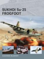 54548 - Mladenov-Tooby, A.-A. - Air Vanguard 009: Sukhoi Su-25 Frogfoot