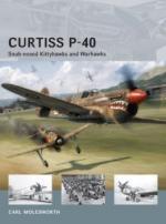 54550 - Molesworth, C. - Air Vanguard 011: Curtiss P-40 Snub-nosed Kittyhawks and Warhawks