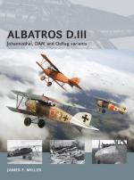 55427 - Miller-Miller, J.F.-J.F. - Air Vanguard 013: Albatros D.III