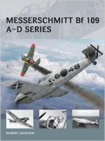 57358 - Jackson-Tooby, R.-A. - Air Vanguard 018: Messerschmitt Bf 109 A-D series