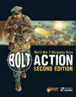 52352 - Cavatore-Pristley-Dennis, A.-R.-P. - Bolt Action: World War II Wargames Rules 2nd Ed.