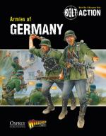 52350 - Warlord Games-Dennis, -P. - Bolt Action 001: Armies of Germany