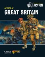 53574 - Warlord Games-Dennis, -P. - Bolt Action 003: Armies of Great Britain