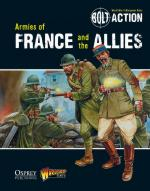 54551 - Warlord Games-Dennis, -P. - Bolt Action 006: Armies of France and the Allies