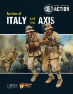 54552 - Warlord Games-Dennis, -P. - Bolt Action 007: Armies of Italy and the Axis